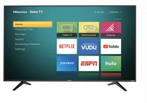 Hi sense 50 inch smart tv brand new never been used for Sale in West Park, FL