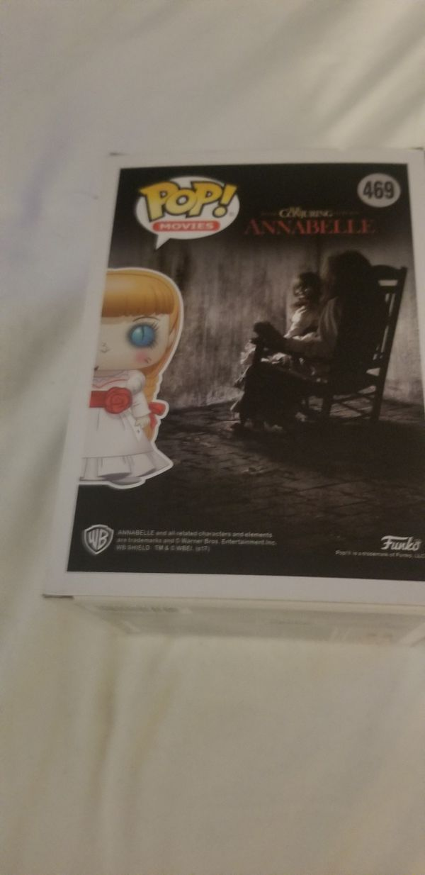 POP Movies Annabelle