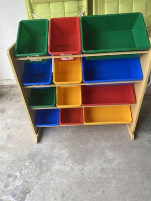 Kids toy storage basket for Sale in Plano, TX