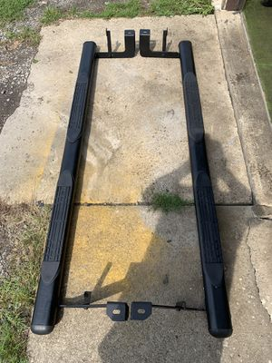 Very good Condition step rails. Came off a 2005 Ram Quad Cab. 77 inches long. for Sale in Sunbury, PA