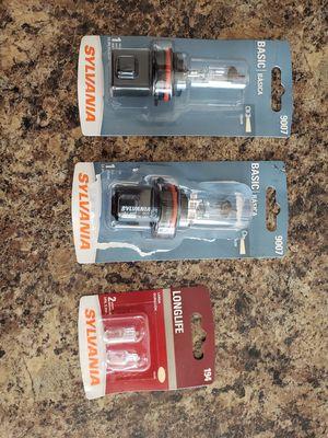 Chevy Cavalier Headlight and license plate bulbs for Sale in Avondale, AZ
