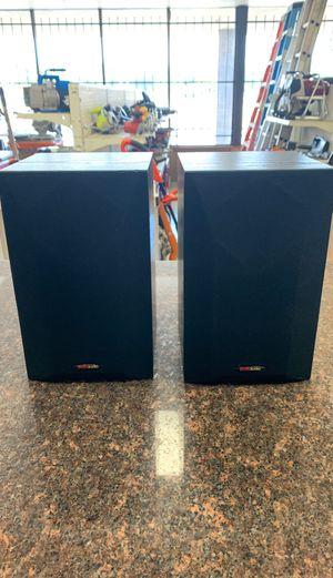 Polk audio book shelf speakers for Sale in Austin, TX