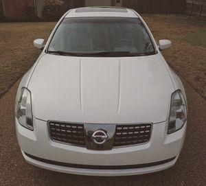 Good condition O5 Nissan Maxima for Sale in Abilene, TX