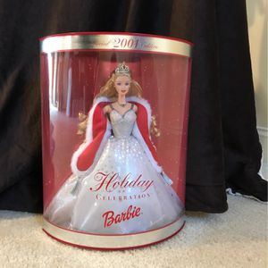 2001 Special Edition Holiday Celebration Barbie for Sale in Woodbridge, VA