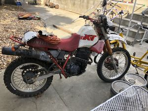 Yamaha 350xt dirt bike motorcycle for Sale in Benicia, CA