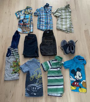 4/5T boy clothing for Sale in Boston, MA