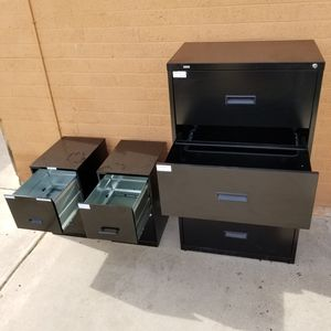 *** Office File Cabinets 3 Styles Available *** for Sale in Phoenix, AZ