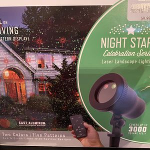Christmas Laser House/Landscaping Lighting 🎄 for Sale in Portland, OR
