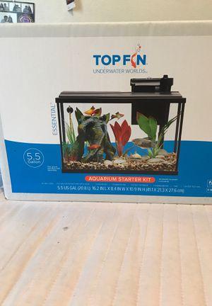 Top fin aquarium kit for Sale in Commerce, CA