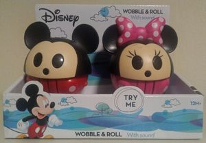 Disney Mickey & Minnie Wobble and Roll NIB for Sale in Colorado Springs, CO