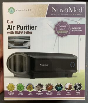 Car Air Purifier with Hepa Filter 🦠😷 for Sale in Phoenix, AZ