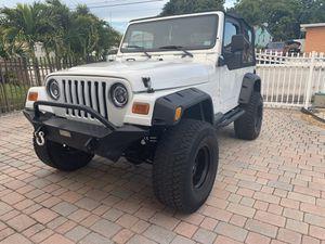 Jeep Wrangler for Sale in Carol City, FL