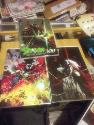 Spawn #300 Covers... App of New she Hulk for Sale in Amory, MS