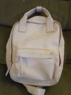 Pale pink leather backpack for Sale in Las Vegas, NV