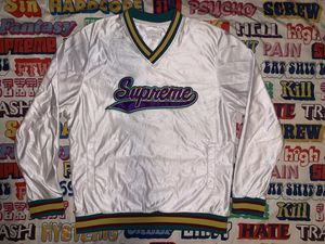 Supreme F/W 16 baseball jersey for Sale in Portland, OR