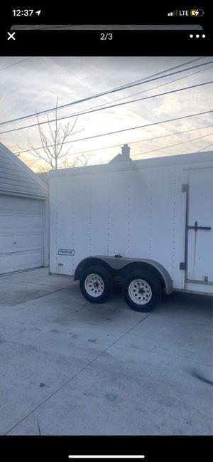 Drop door good trailer for Sale in Troy, MI