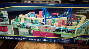 Train Table Set for Sale in Spring, TX