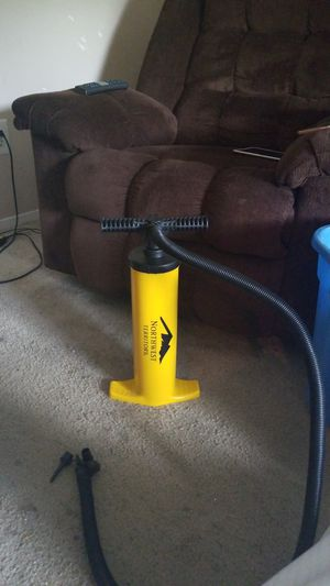 Air pump for air mattress for Sale in Ocean City, NJ