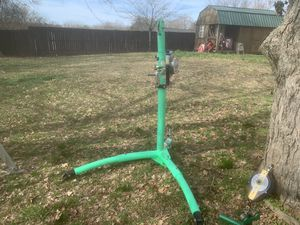 Sala confined space tripod stand and lowering winch for Sale in Nashville, TN