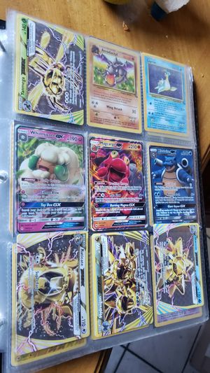 EX and GX pokemon cards for Sale in CA, US