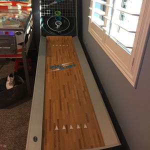 Roll And Score Skee Ball Arcade Game for Sale in Sacaton, AZ
