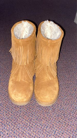Size 7 Brown Boots for Sale in Aurora, CO