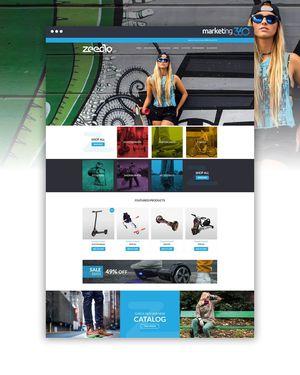 Web design / Diseño de paginas web for Sale in Miami, FL