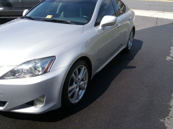 07 Lexus is250 127,000 miles. Ready to drive. New tires, brakes, rotors, battery, alternator, wipers