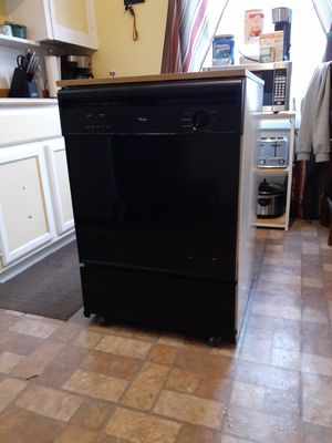 Whirlpool Dishwasher on wheels for Sale in Cleveland, OH