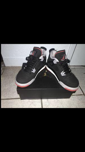 Jordan retro 4s for Sale in Homestead, FL
