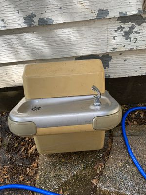 Drinking water fountain for Sale in Dallas, TX