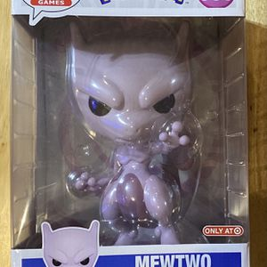 "Funko Pop Games Pokemon MEWTWO 10"" Target Exclusive 10 inch for Sale in Los Angeles, CA"