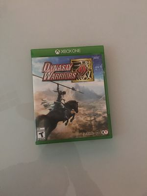 Dynasty Warriors 9 Xbox One Edition for Sale in Henderson, NV