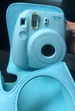 Fuji instax mini 8 cam for Sale in West Carson, CA