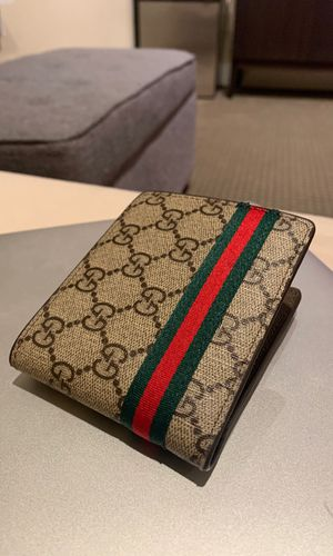 Men's Gucci Wallet for Sale in McKinney, TX