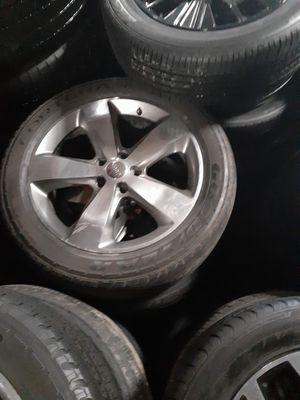 Jeep wheels, Rubicon rims, grand Cherokee rims, wrangler rims, for Sale in Huntington Park, CA