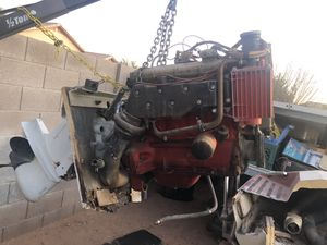 Boat motor Volvo penta with out drive for Sale in San Tan Valley, AZ