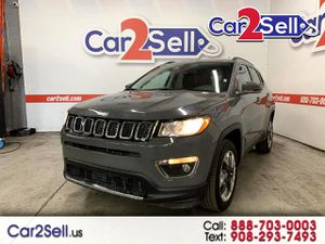2019 Jeep Compass for Sale in Hillside, NJ