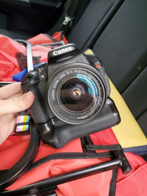 Canon Rebel t3i for Sale in WINCHESTR CTR, CT