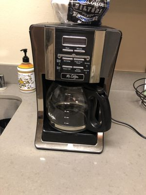 Mr. Coffee - Coffee Maker and Filters for Sale in Bellevue, WA