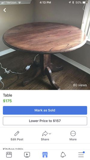 Kitchen table for Sale in Gulf Breeze, FL