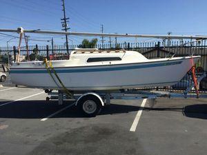 O'day 20' sailboat for Sale in Huntington Beach, CA