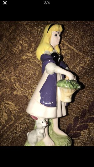 Disney Sleeping Beauty vintage ceramic statue figurine for Sale in Seattle, WA