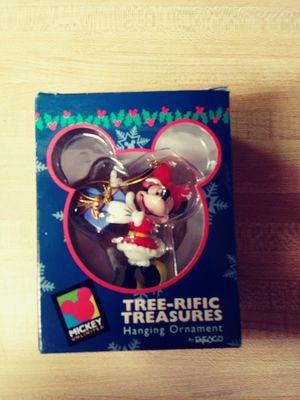 Tree rific treasures Disney Micky Christmas Ornament Enesco for Sale in Tampa, FL
