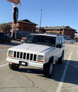 2001 Jeep Cherokee Limited Sport SE for Sale in Abilene, TX