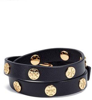 Tory Burch Double Wrap Logo Stud Bracelet for Sale in Houston, TX