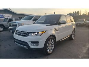 2016 Land Rover Range Rover Sport for Sale in Hayward, CA