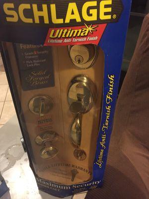 Door handle set for Sale in Long Beach, CA