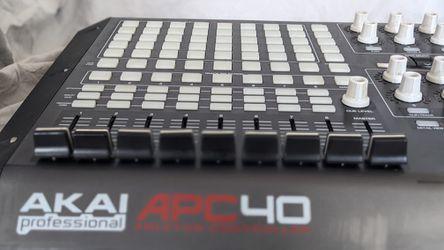 AKAI APC 40 Ableton Controller for Sale in Seattle, WA