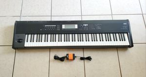 Korg Music Station TR-88 Electric Keyboard Midi Mixer & Synthesizer for Sale in New Port Richey, FL